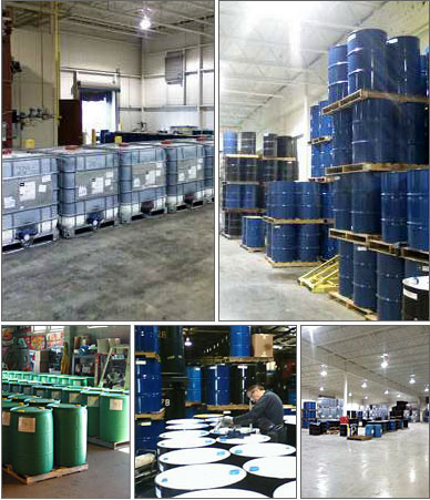 Repackaging Services and Warehousing