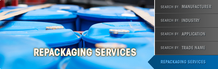 Repackaging Services